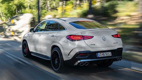 Amg gle 43 4matic coupe. Mercedes-AMG GLE 53 Coupe (2019) - 4317253