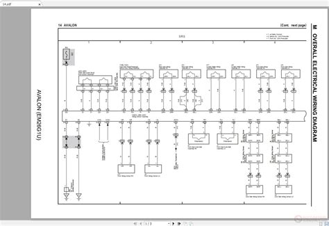 Toyota Gisc Workshop Manual Electrical Wiring Diagram