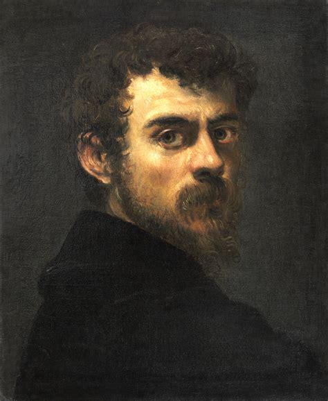 Stimuli  Tintoretto, Selfportrait, 154648
