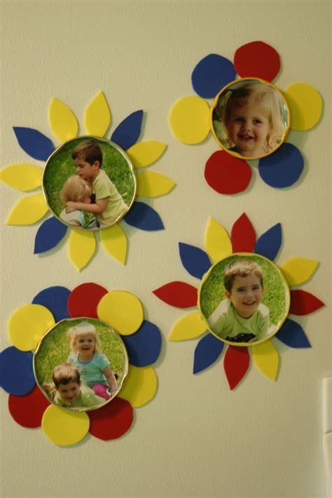 preschool crafts for s day picture magnets craft 628 | IMG 8662