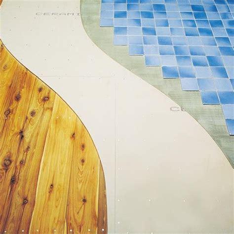 James Hardie 1800 x 1200 x 6mm Ceramic Tile Underlay 2