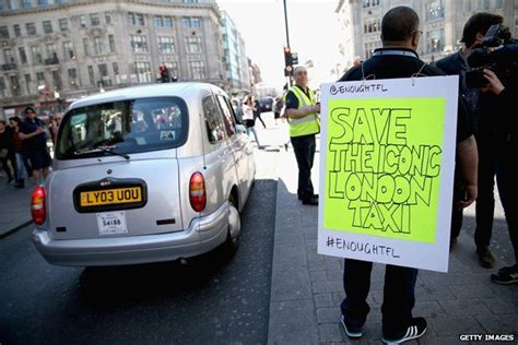 Is Uber Already Harming The Traditional Taxi? Manchester