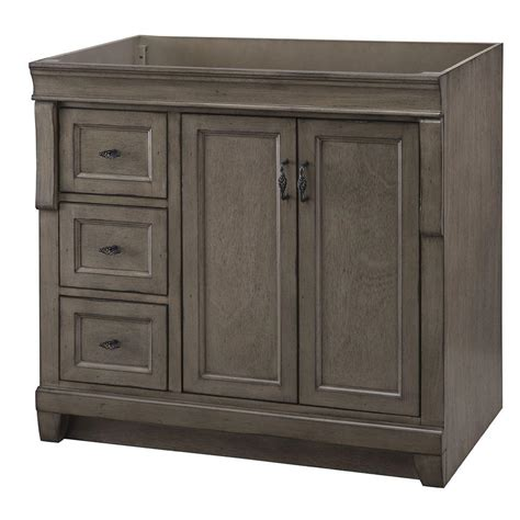 Distressed Bathroom Vanity 36 by Home Decorators Collection Naples 36 In W Bath Vanity