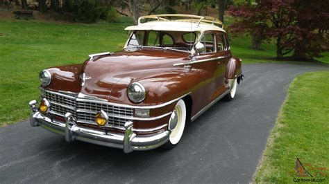 Chrysler Buick by 1948 Chrysler Traveler Dodge Desoto Plymouth Mopar