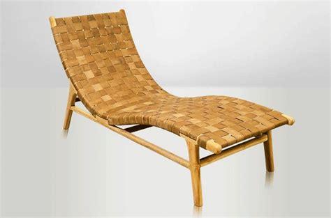 chaise longue cuir chaise longue contemporaine chaise longue en cuir chaise