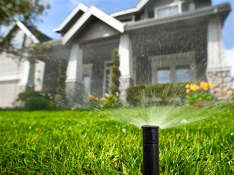 Choosing An Irrigation System