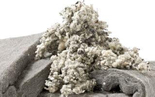 spot asbestos insulation asbestos