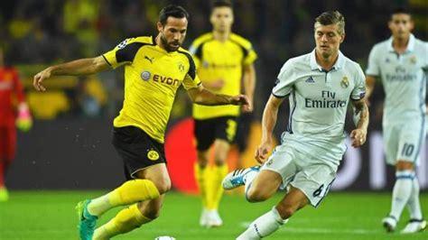 Dortmund vs Real Madrid : horario y dónde televisan el ...