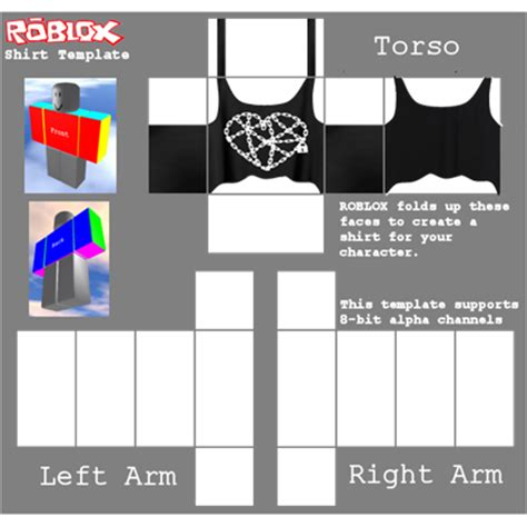 Roblox Shirt Template Roblox Shirt Template Choice Image Template
