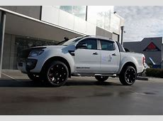 FORD RANGER with BALLISTIC JESTER