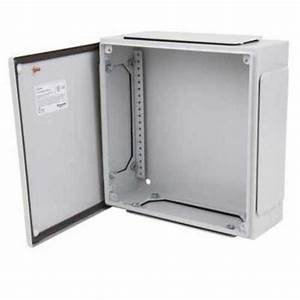 Schneider Electric Wall Metal Industrial Electrical
