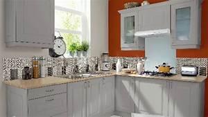 Poignée Meuble Cuisine Brico Depot : caisson meuble cuisine brico depot youtube ~ Mglfilm.com Idées de Décoration