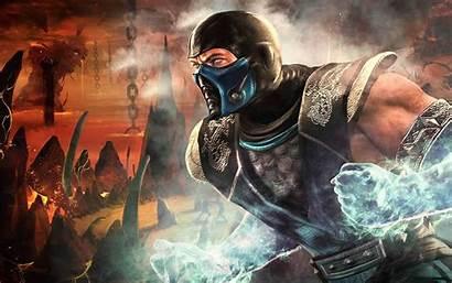 Zero Sub Mortal Deception Combat Close Backgrounds