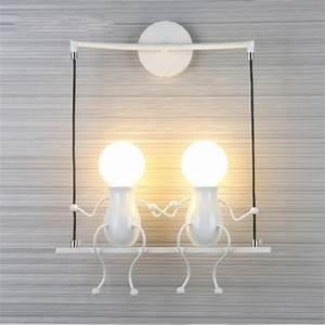 Lampe De Chevet Murale : applique murale enfant achat vente applique murale enfant pas cher cdiscount ~ Teatrodelosmanantiales.com Idées de Décoration