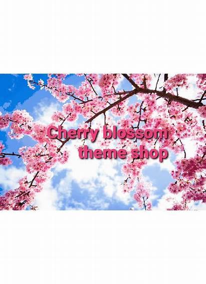 Cherry Blossom Academia Hero Theme