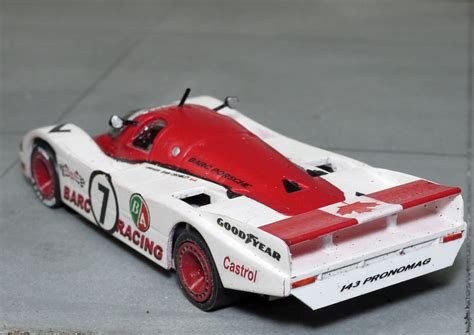 siege 206 rc porsche 956 battle armor rc