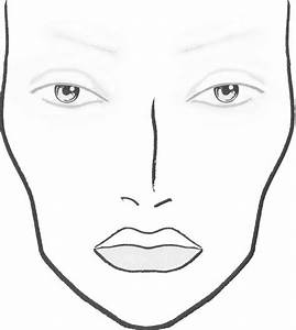 1000  Images About Face Charts On Pinterest