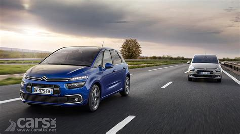 citroen c4 picasso grand c4 picasso cost from 163 19 635 163 21 935 respectively cars uk