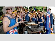 Australia Day Activity Ideas celebrated each year on