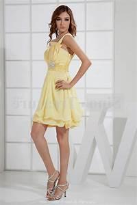 light yellow summer dress Naf Dresses