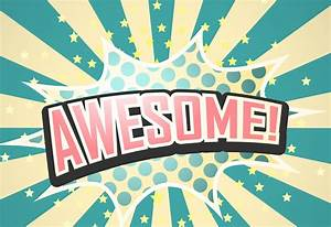 """$1,000 awards are being given out, just for being """"awesome""""  Awesome"""
