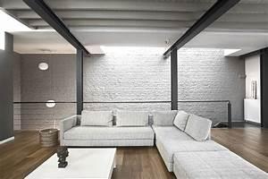 Mur En Brique Intérieur : 12 id es d co de murs en brique pour votre loft ~ Melissatoandfro.com Idées de Décoration