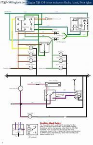 Wiring For Xj12 S2 Antenna - Xj