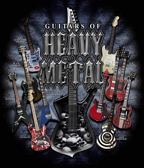best heavy metal guitarists 26 best images about rock metal on