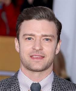Justin Timberlake Short Straight Formal Hairstyle