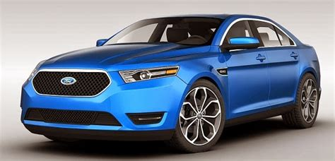 ford taurus sho specs price  release date