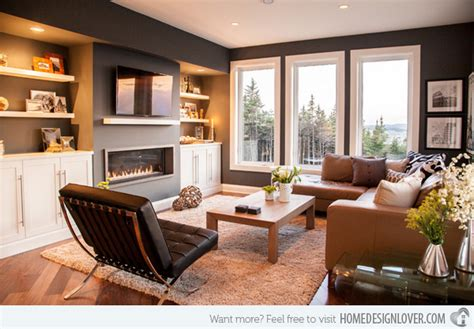 modern family living room paint color