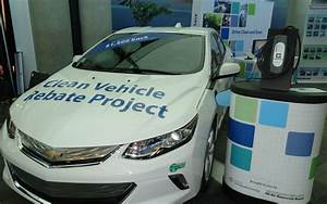 Silicon Valley Auto Show   Clean Vehicle Rebate Project