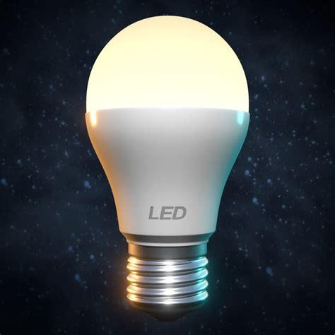 obj l e d light bulb
