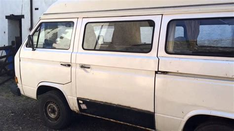 Vw T25 Chassis & Body Repair  Sliding Door Rust & Hidden