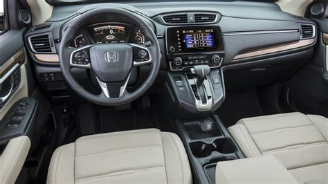 2017 Honda Cr-v Ivory Interior