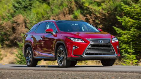 2016 Lexus Rx Crossover Review With Price, Horsepower And