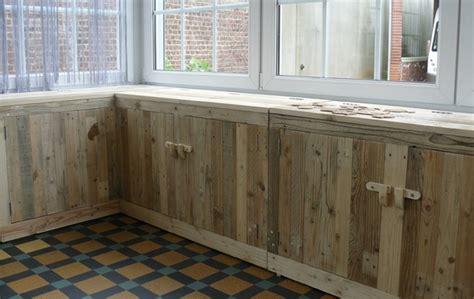 fabriquer meuble cuisine fabriquer meuble cuisine palette