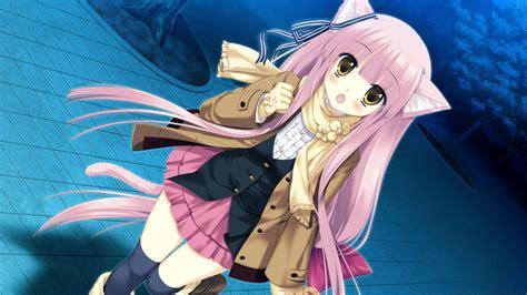 Cg Anime Wallpaper - nanakase gizmo nekonade distortion wallpaper 717164