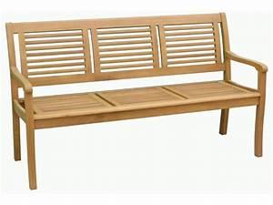 Gartenbank Teak 3 Sitzer : h 3 sitzer gartenbank paolo teakoptik kaufen ~ Bigdaddyawards.com Haus und Dekorationen