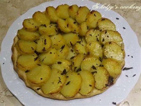 lotte a l armoricaine recette cuisine recettes de foie gras et pomme de terre 2