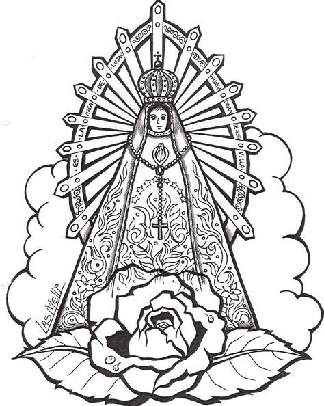 Virgen de lujan virgenes Pinterest Tattos Tattoo