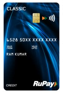 A credit card against fd is especially beneficial for someone with a bad credit score. RuPay Credit Card Payment System India - 10 September 2020