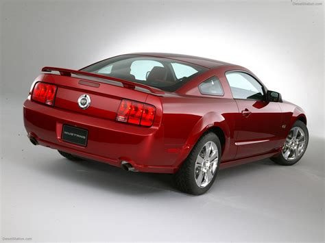 Ford Mustang 2005 Exotic Car Photo 041 Of 40 Diesel