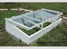 Managing a Cold Frame, Low Tunnel, or Minigreenhouse