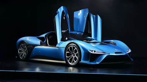The Electric Car Company by Nio Nextev Launches Nio Brand And World S Fastest