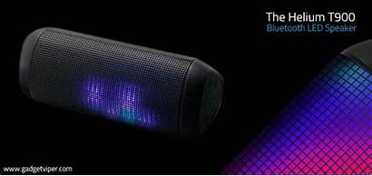 Bluetooth Led Speakers T900 Speaker Helium