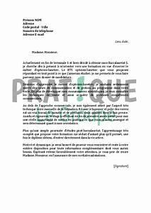 Exemple Lettre De Motivation Bts : lettre de motivation pour un bts opticien lunetier ~ Medecine-chirurgie-esthetiques.com Avis de Voitures