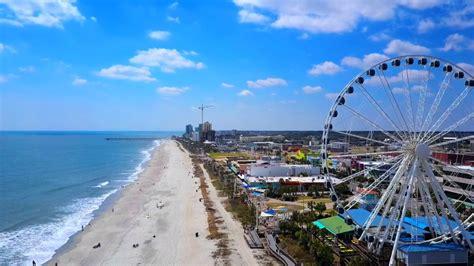 myrtle beach drone footage dji mavic pro youtube