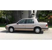 1992 Dodge Spirit – Pictures Information And Specs  Auto