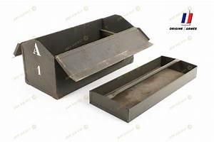 Caisse à Outils Vide : boite a outil metallique vide origine arm e fr outillage ~ Dailycaller-alerts.com Idées de Décoration